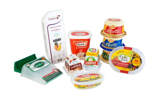 Fromage, Beurre, Yaourt, Margarine